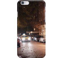 Taxi iPhone Case/Skin