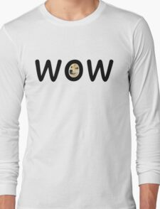 Doge Long Sleeve T-Shirt