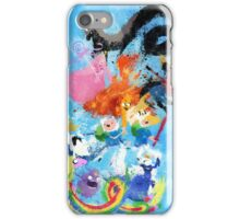 Battle Time!! - Compilation iPhone Case/Skin