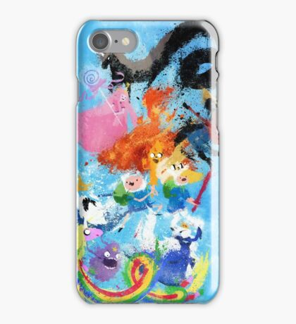 Battle Time!! - Compilation iPhone Case/Skin