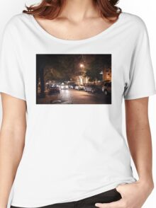Taxi Women's Relaxed Fit T-Shirt