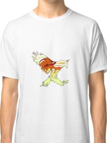 Eagle_Misty Mountains Classic T-Shirt