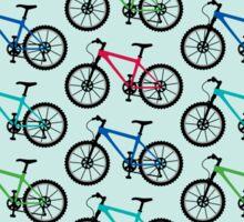 mountain bike multi   Sticker
