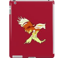 Eagle_Misty Mountains iPad Case/Skin