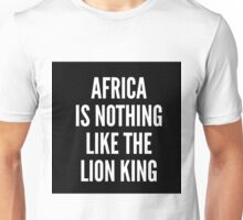 Africa- Book Of Mormon Unisex T-Shirt