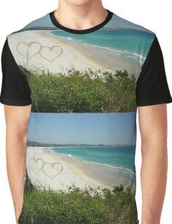 Kirra Beach Queensland Graphic T-Shirt