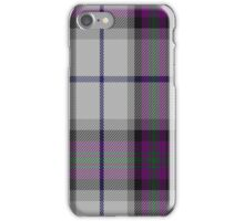01534 Alexander of Menstry Dress Clan/Family Tartan  iPhone Case/Skin