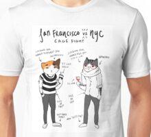 Cat Fight: City Edition Unisex T-Shirt