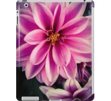 Flower 10 iPad Case/Skin