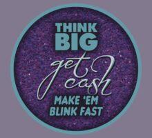Make 'Em Blink Fast Kids Tee