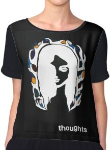 Thoughts Chiffon Top