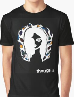 Thoughts Graphic T-Shirt