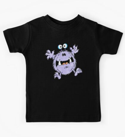 Frightened Fred Kids Tee