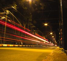 Busy Streets of Chiang Mai 2 by DisplacedDesign