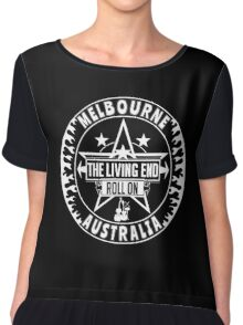 The Living End (Roll on) Chiffon Top