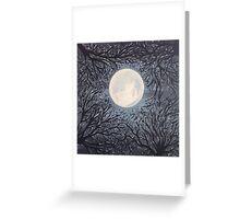 Moonshine Greeting Card