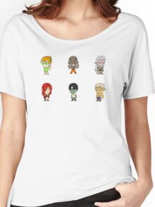 Mystic Stickers 03 Women's Relaxed Fit T-Shirt