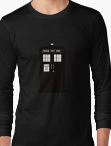 IT'S DOCTOR WHO? Long Sleeve T-Shirt