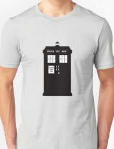IT'S DOCTOR WHO? Unisex T-Shirt