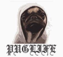 Pug Life Merch Kids Tee