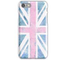 Union Jack altered iPhone Case/Skin