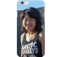 To the Strangers Who Called Me Cute iPhone Case/Skin