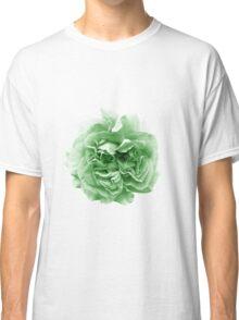 Green Rose Classic T-Shirt