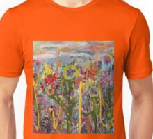 When Deserts Bloom by Lisa Victoria Locke Unisex T-Shirt