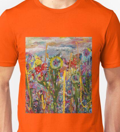 When Deserts Bloom by Lisa Victoria Locke Unisex T-Shirt