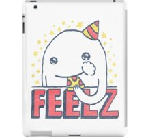 ALL OF THE FEELZ... iPad Case/Skin