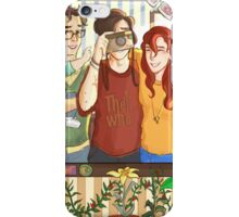 James, Lily & Sirius iPhone Case/Skin