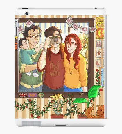 James, Lily & Sirius iPad Case/Skin