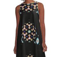 divine glass A-Line Dress