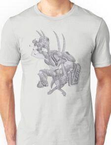 Hot Hunter on Moa Action! Unisex T-Shirt