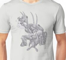Hot Hunter on Moa Action! Unisex T-Shirt