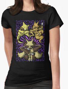 Abra! Kadabra! Alakazam! Womens Fitted T-Shirt