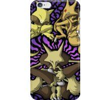 Abra! Kadabra! Alakazam! iPhone Case/Skin