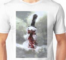 Evil-Xmas: Frosty Unisex T-Shirt