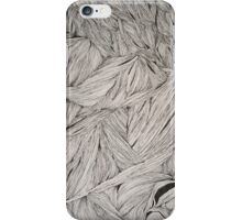 Under the microscope, ink drawing  iPhone Case/Skin