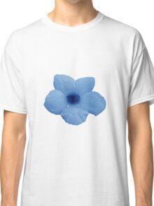 Blue Potato Flower Classic T-Shirt