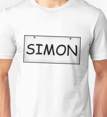 Simon's Sign Unisex T-Shirt