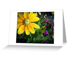 Flower 15 Greeting Card