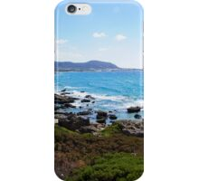 Falassarna, one of the most beautiful beaches of Crete – awarded as the best in Europe iPhone Case/Skin