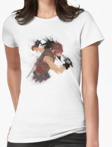 Mordecai Womens Fitted T-Shirt