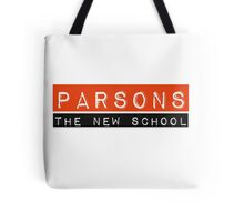 Parsons The New School Tote Bag