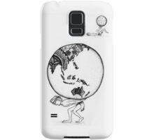 Weight of the World Samsung Galaxy Case/Skin