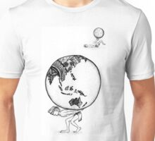 Weight of the World Unisex T-Shirt