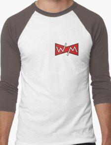 Witless Minions Band Logo Men's Baseball ¾ T-Shirt