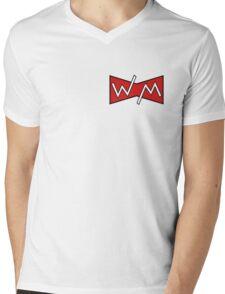 Witless Minions Band Logo Mens V-Neck T-Shirt