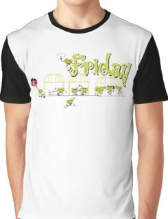 Days of the week - Friday Graphic T-Shirt